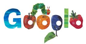 Die kleine Raupe Nimmersatt bei Google.de